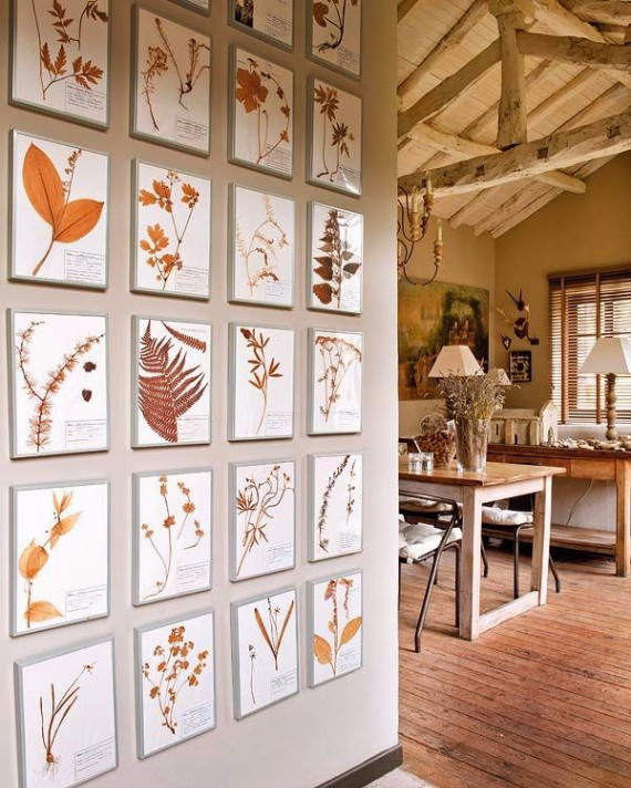 Simple Fascinating Autumn Interior Ideas   (20)
