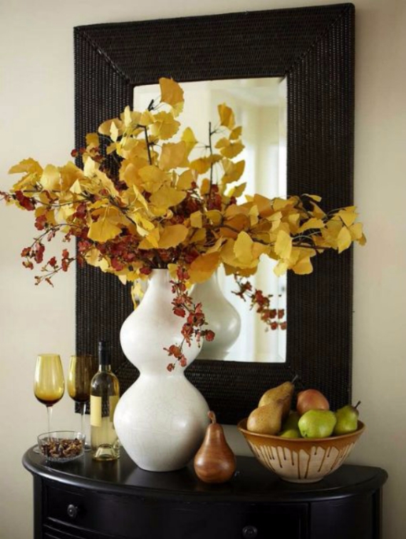 Simple Fascinating Autumn Interior Ideas   (21)