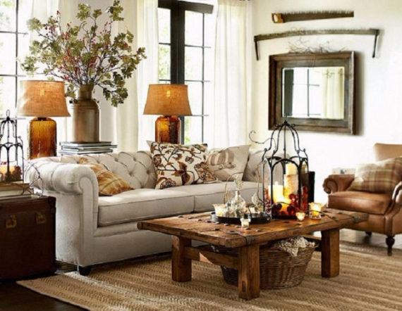 Simple Fascinating Autumn Interior Ideas   (23)