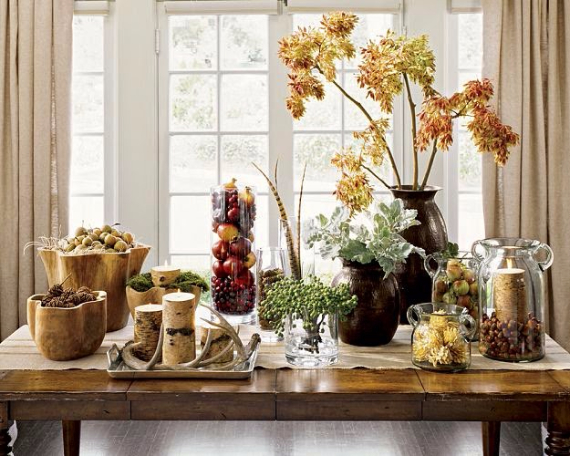 Simple Fascinating Autumn Interior Ideas   (26)
