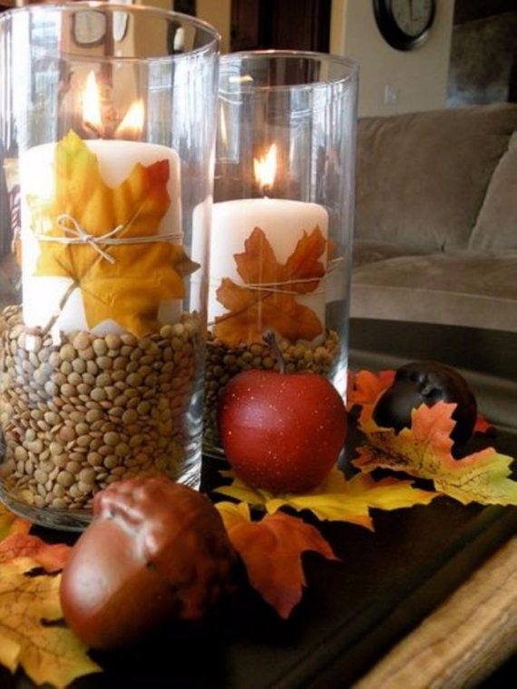 Simple Fascinating Autumn Interior Ideas   (27)
