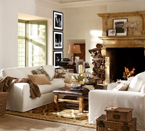 Simple Fascinating Autumn Interior Ideas   (35)