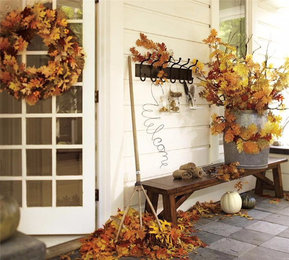 Simple Fascinating Autumn Interior Ideas   (41)