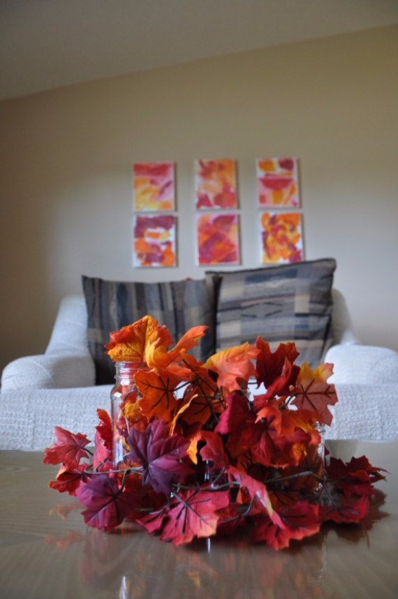 Simple Fascinating Autumn Interior Ideas   (6)