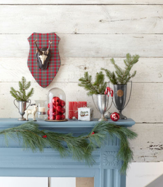 30 Ways to Shake Up Your Holiday Decor (27)