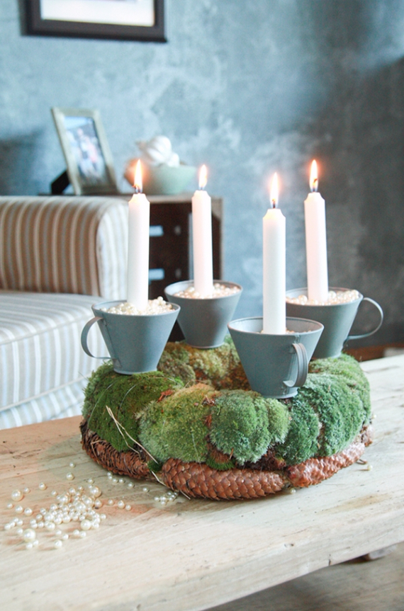 Advent Candles Ideas (14)