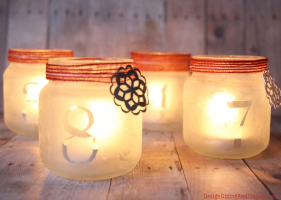 Advent Candles Ideas (17)