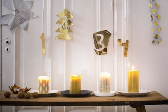 Advent Candles Ideas (32)