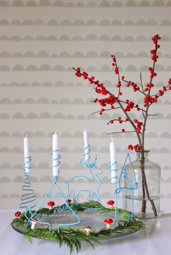 Advent Candles Ideas (6)