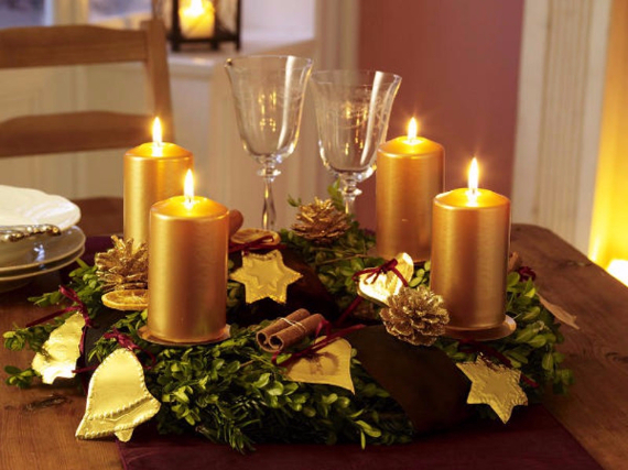 Advent wreath candles  (14)