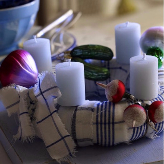 Advent wreath candles  (15)