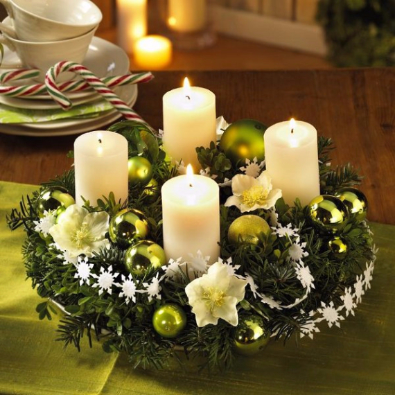 Advent wreath candles  (16)