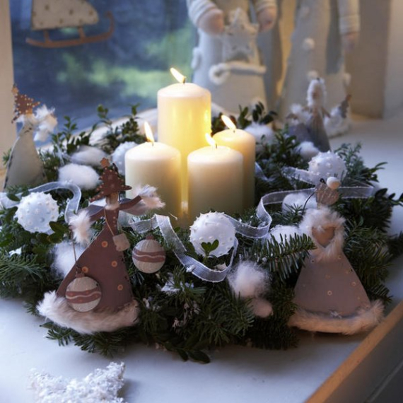 Advent wreath candles  (18)