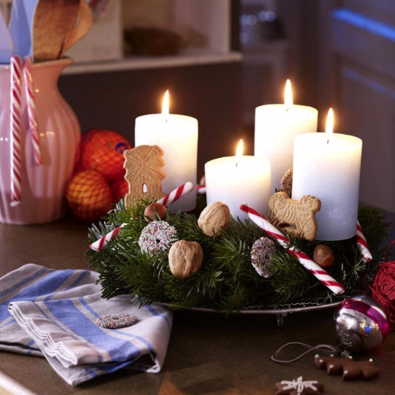 Advent wreath candles  (19)