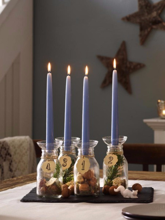 Advent wreath candles  (33)
