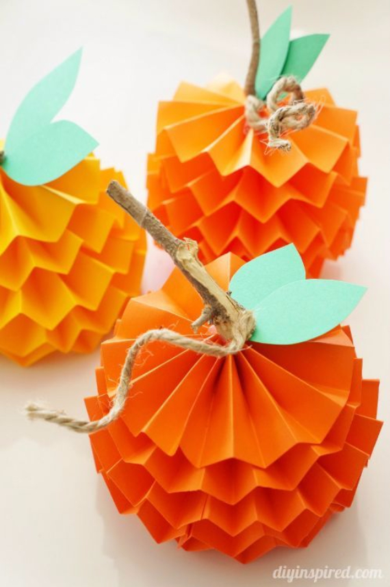 fall halloween craft ideas 15 autumn paper craft for family net guide 4419