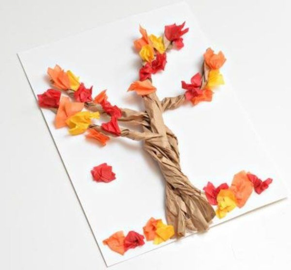Autumn Paper Craft for Kids (27)