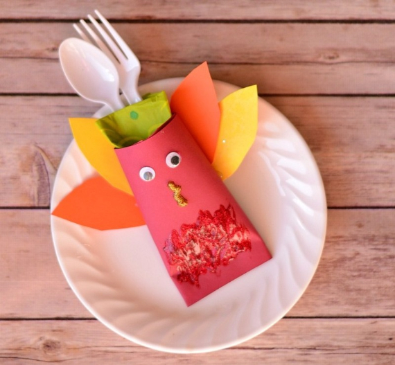 Autumn Paper Craft for Kids (28)