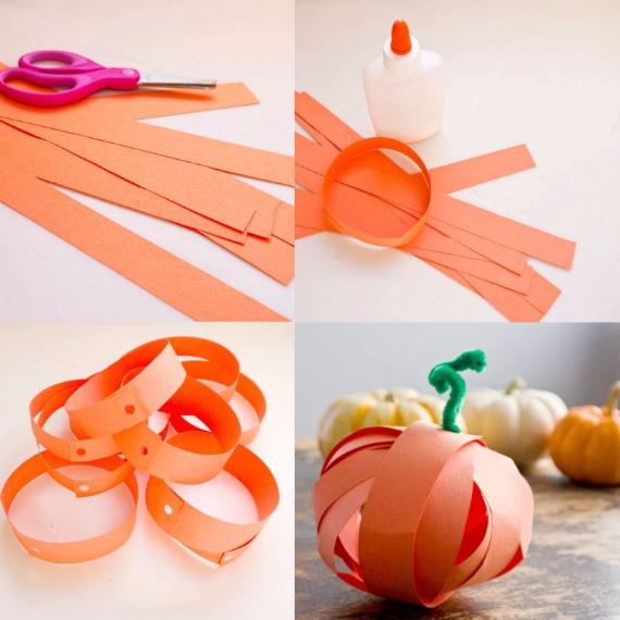 15 Autumn Paper Craft For Kids Family Holiday Net Guide To
