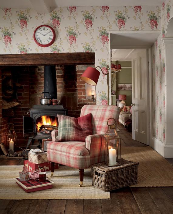 Autumn-Winter 2015 English Fashion Brand of Laura Ashley (7)