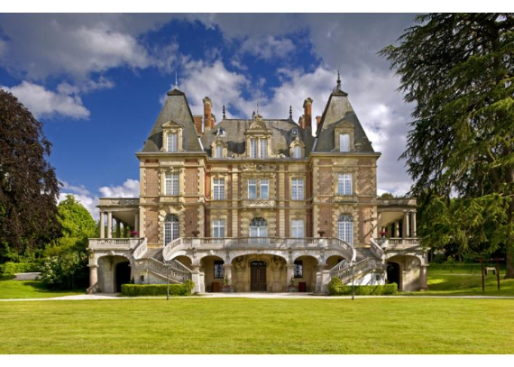 Chateau Boumont Paris Region (1)