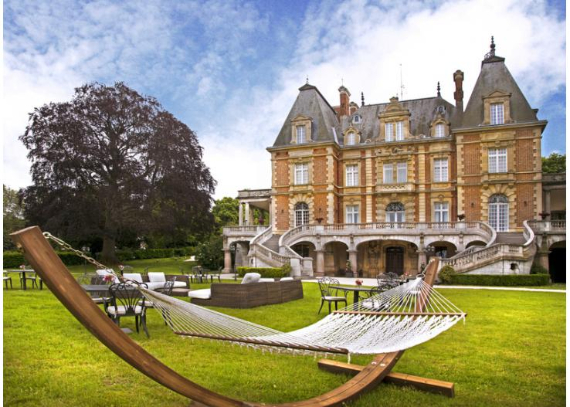Chateau Boumont Paris Region (12)