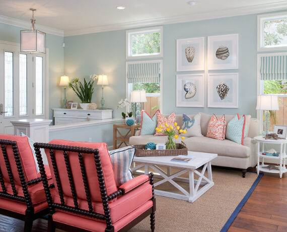 Chic Beach House Interior Design Ideas By grapher Andrew