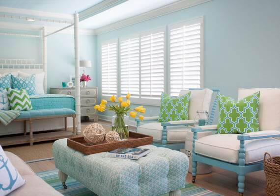 Chic Beach House Interior Design Ideas 61