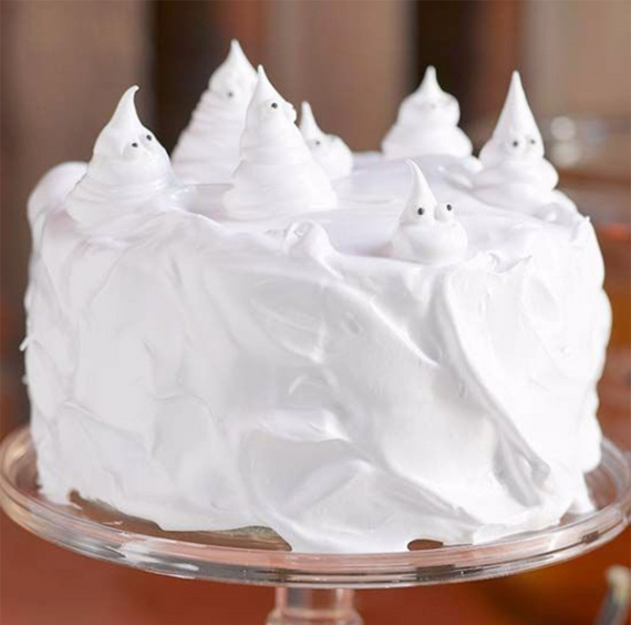 37 Cute & Non Scary Halloween Cake Decorations