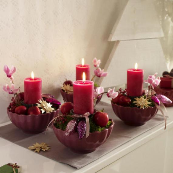 DIY Advent Wreath Ideas (2)