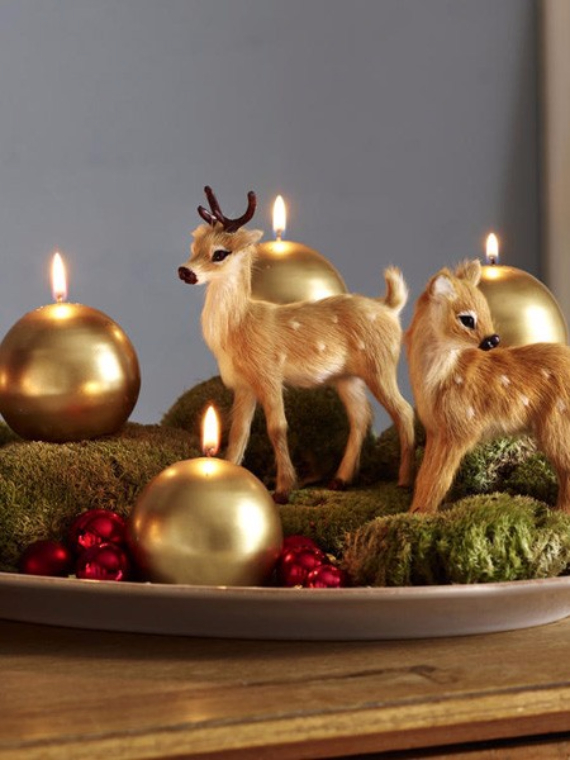 DIY Advent Wreath Ideas    (27)