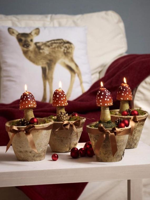 DIY Advent Wreath Ideas (28)