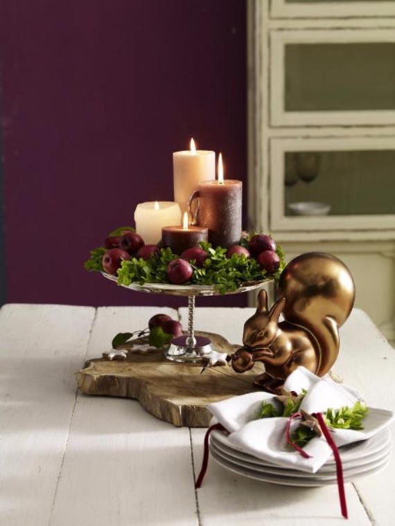 DIY Advent Wreath Ideas (5)