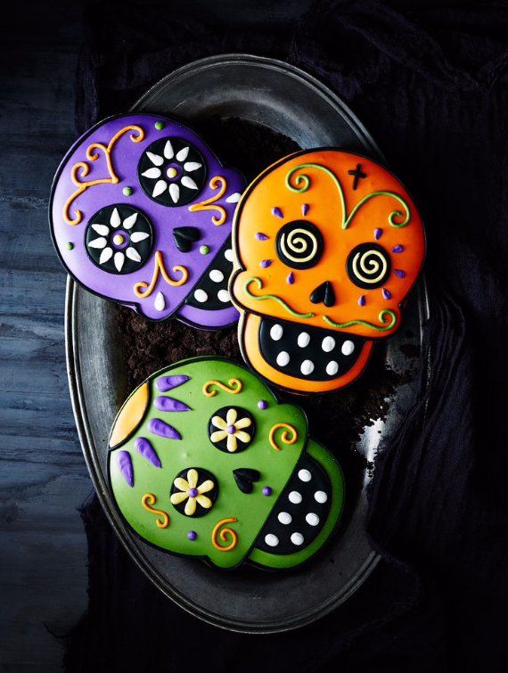 Day of the Dead Mexican Crafts and Activities (33)