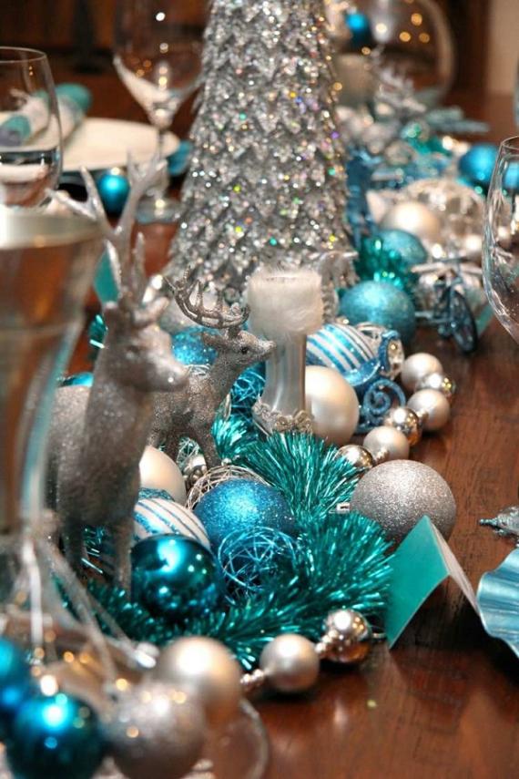 Fairytale Winter Wonderland Decorations Ideas (10)