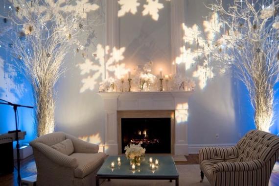 Fairytale Winter Wonderland Decorations Ideas (13)