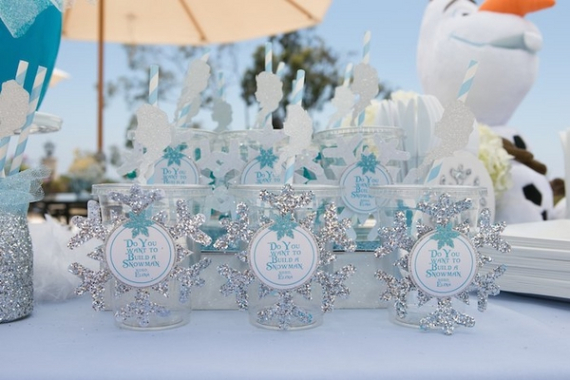 Fairytale Winter Wonderland Decorations Ideas (2)
