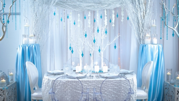 Fairytale Winter Wonderland Decorations Ideas (9)