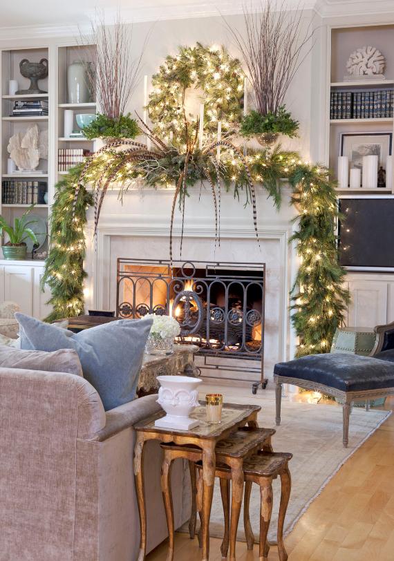 Fairytale Winter Wonderland Decorations Ideas