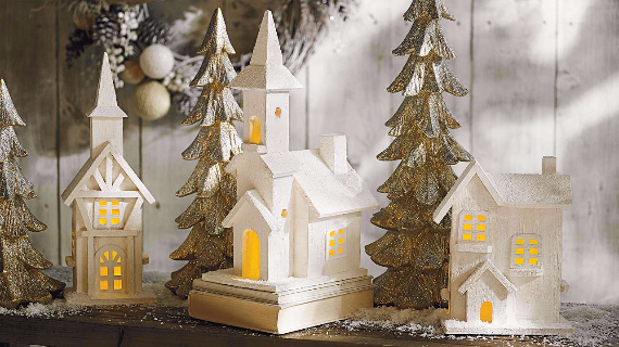 Fascinating Christmas Ideas For Indoors And Outdoors (100)