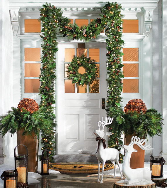 Fascinating Christmas Ideas For Indoors And Outdoors (103)