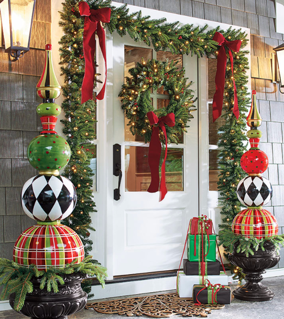 Fascinating Christmas Ideas For Indoors And Outdoors (105)