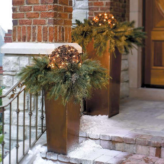 Fascinating Christmas Ideas For Indoors And Outdoors (108)