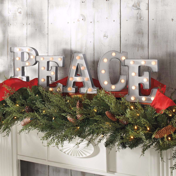 Fascinating Christmas Ideas For Indoors And Outdoors (14)