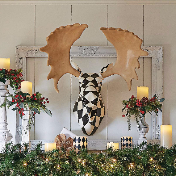 Fascinating Christmas Ideas For Indoors And Outdoors (21)