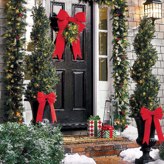 Fascinating Christmas Ideas For Indoors And Outdoors (40)