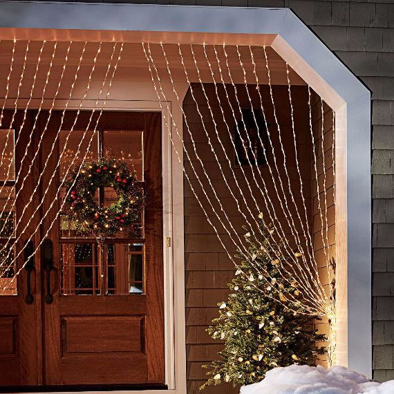 Fascinating Christmas Ideas For Indoors And Outdoors (69)