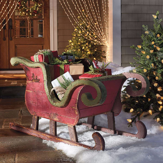 Fascinating Christmas Ideas For Indoors And Outdoors (83)