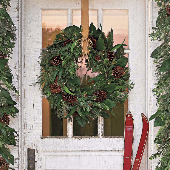 Fascinating Christmas Ideas For Indoors And Outdoors (9)