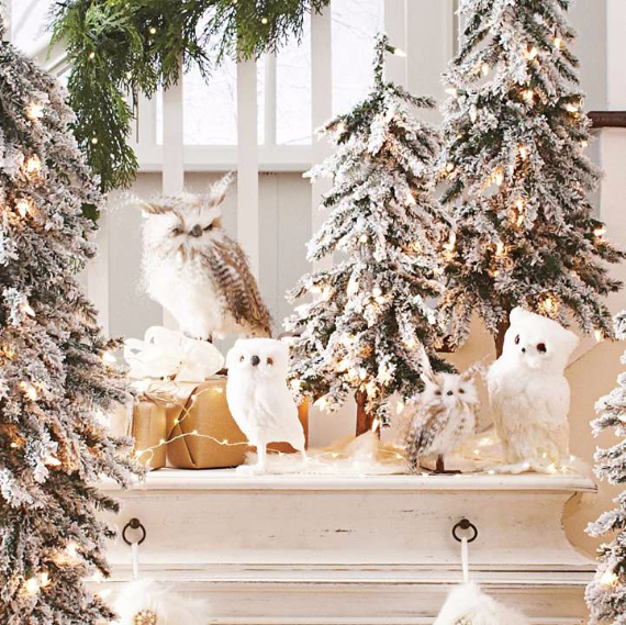 Fascinating Christmas Ideas For Indoors And Outdoors (96)